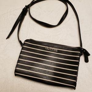 Kenneth Cole Reaction Crossbody Bag, Striped